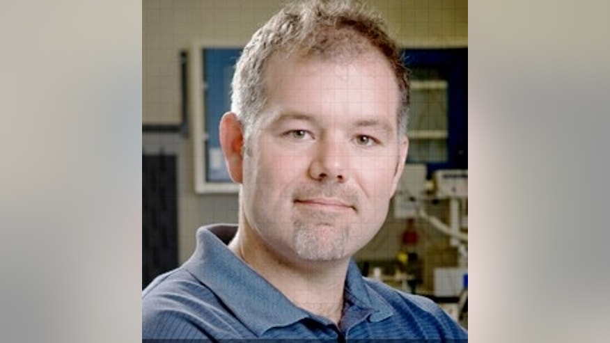 Danny Glavin is one of the scientists using NASA's Curiosity rover to analyze samples of Martian rock and soil for hints of organic compounds.