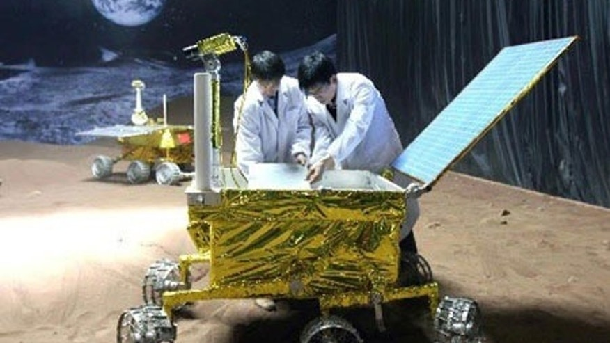 Space engineers have started work on China's lunar rover, one aspect of a multi-pronged Moon exploration program.