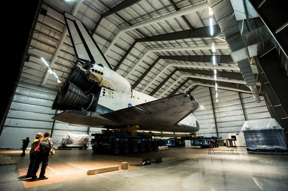 space shuttle endeavour time lapse - photo #10