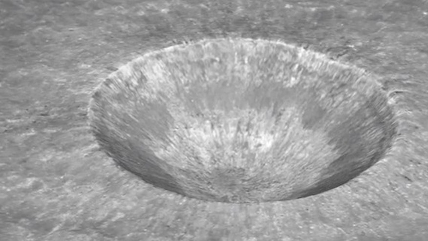 The moon's Linne Crater is young and beautifully preserved, providing scientists with a wealth of information about how craters form and evolve.