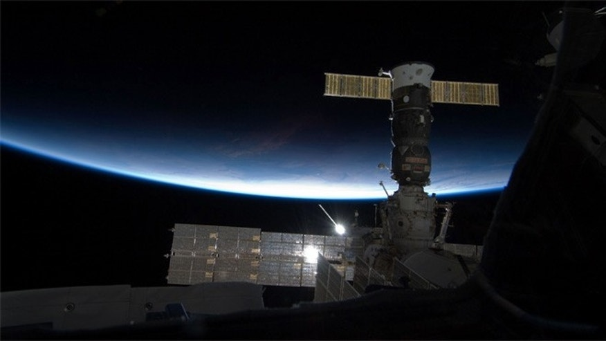 The ISS will be fine, officials say, even though Russia has temporarily lost contact.