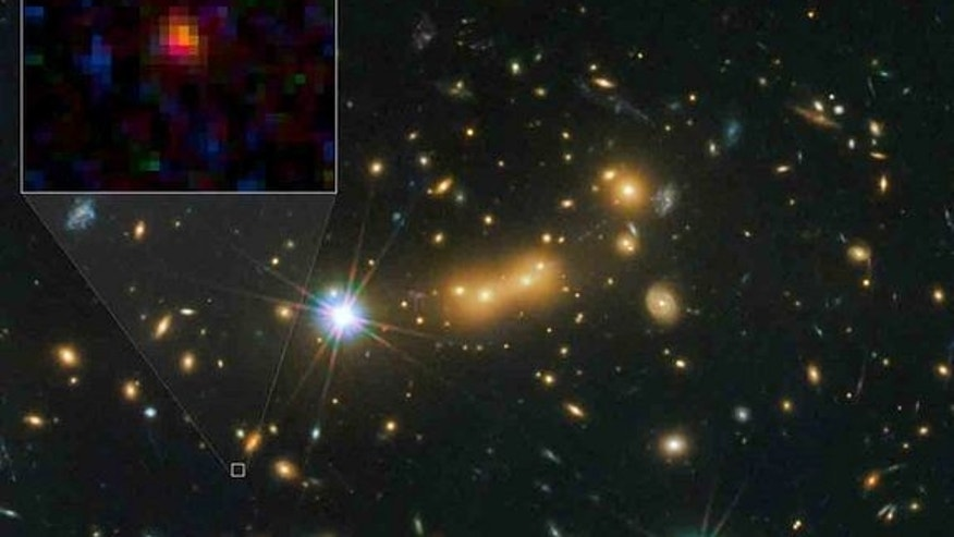 Farthest-known galaxy in the universe found, scientists say | Fox News