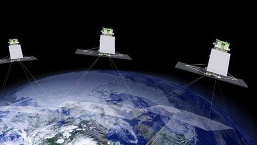 The Radarsat Constellation mission will be delayed two years to fiscal year 2016-17, according to the Canadian government.