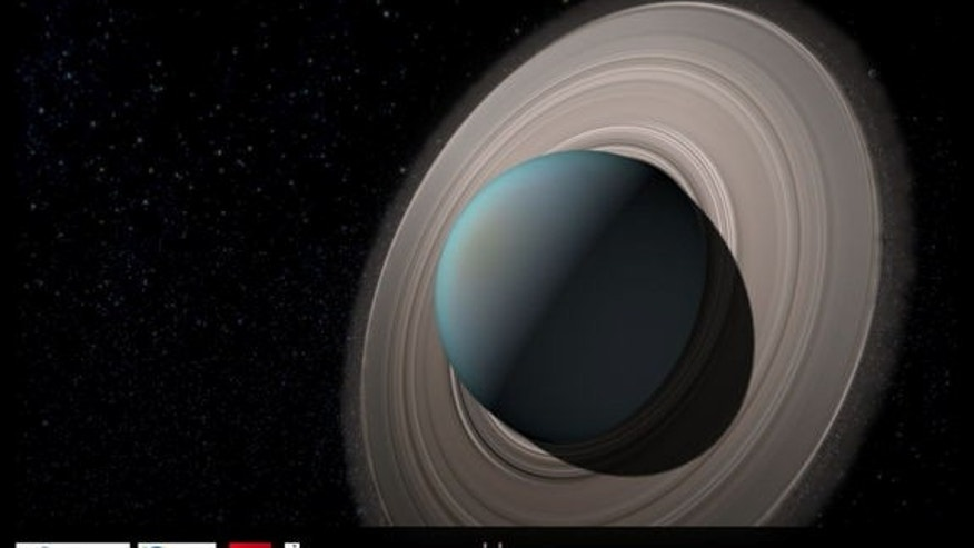 Did Solar System's Planets Have Rings Before Moons? | Fox News