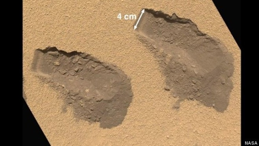 NASA's Curiosity rover has detected organic compounds on Mars but the findings remain inconclusive.