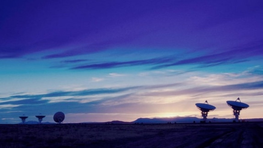 Researchers found they could use GPS and the Very Large Array, a set of 27 iconic radio telescopes in the New Mexico desert, to detect underground nuclear tests that cause disturbances in the upper atmosphere.