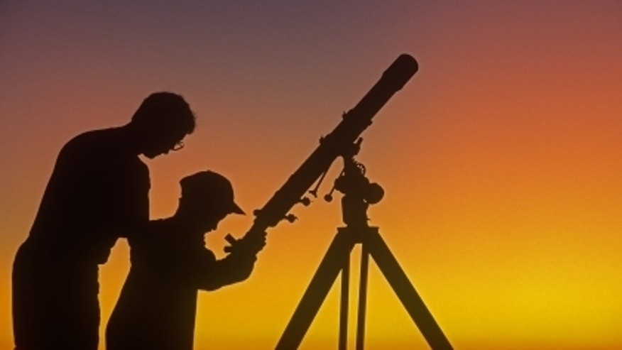 If a telescope is out of your budget, here are some space-y stocking stuffers that might suit the skywatcher on your list.