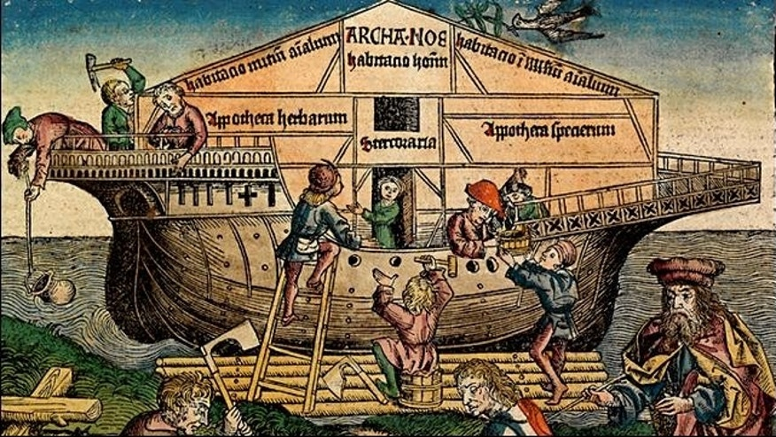 Nuremberg Chronicle / Wikipedia