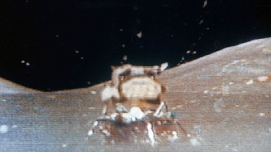 """We're on our way, Houston!"" Forty years go, the Apollo 17 lunar module ""Challenger"" lifted off the moon for the final time."
