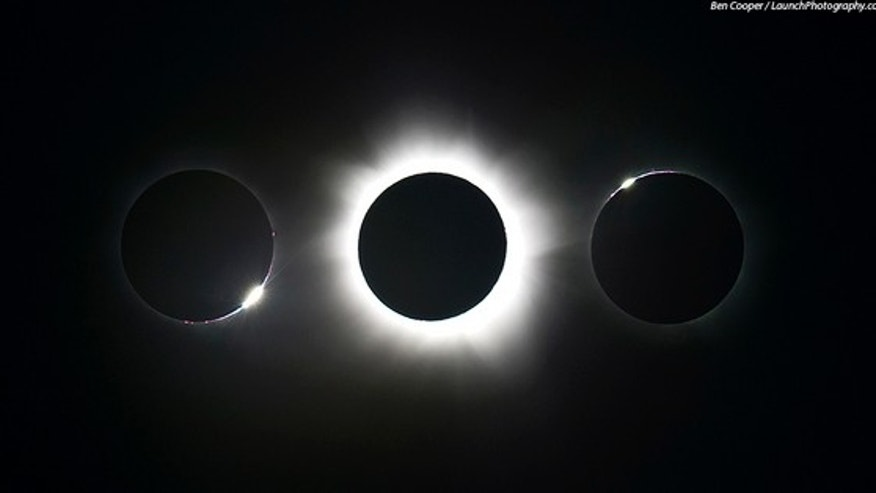 The November 2012 total solar eclipse was the last until 2015.