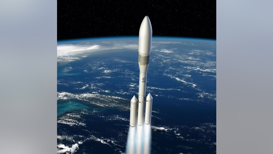 This is one concept for the European Space Agency's new Ariane 6 rocket, which would be operational in the 2020s.