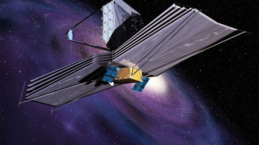 The James Webb Space Telescope (JWST) is the successor to the Hubble Space Telescope, and it will be almost three times the size of Hubble. JWST has been designed to work best at infrared wavelengths. This will allow it to study the very distan