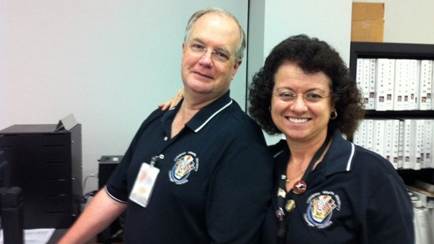 Gene R. Grush and Joyce M. Seriale-Grush are retired NASA engineers. Gene was acting propulsion and power division chief at retirement and Joyce was orbiter chief engineer at the end of the shuttle program.