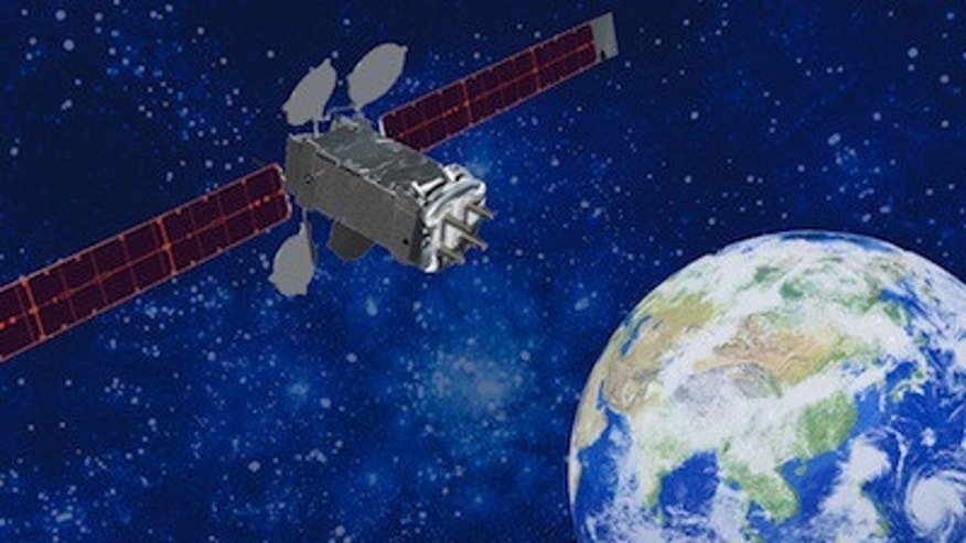 Commercial satellites such as this one from Intelsat could host more military and NASA payloads, government officials say.