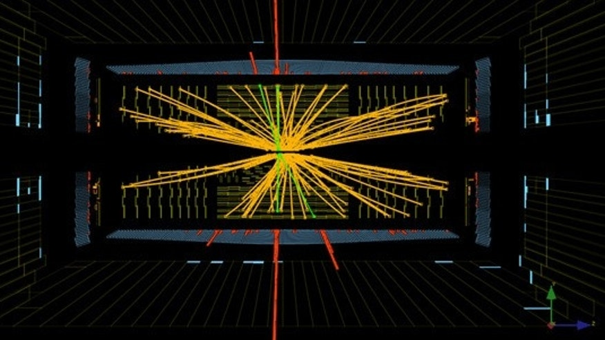 Lhc Higgs Boson Time Travel