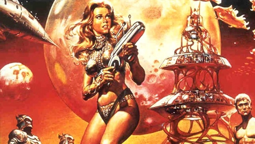Despite movies such as the 1968 classic space-sex romp Barbarella, NASA has barely touched on the topic of sex in space.