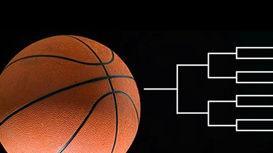 Physicists are using a 'super' technique to fill in their NCAA men's basketball tournament selections.
