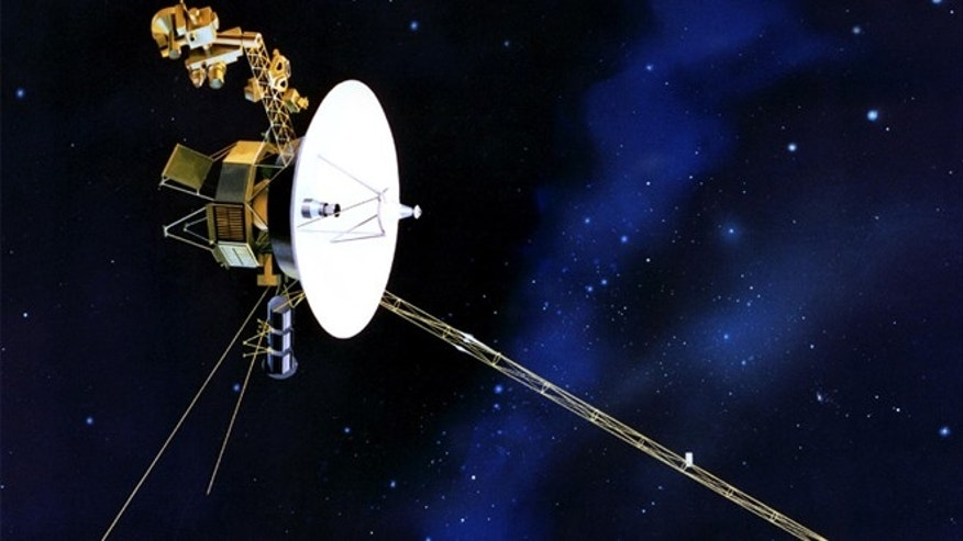 NASA's Voyager 1 spacecraft has finally left our solar system, 35 years after its launch.