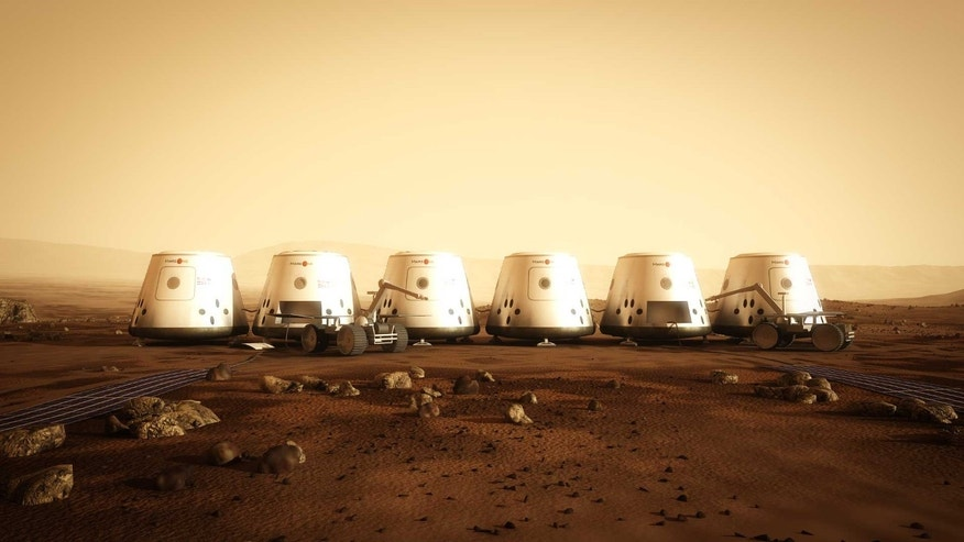 Is Mars One's one-way mission to the Red Planet just ...