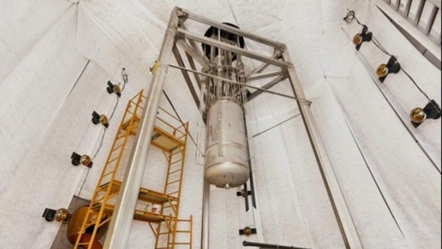 The Large Underground Xenon detector in Homestake mine in South Dakota could reveal the particles that make up dark matter.