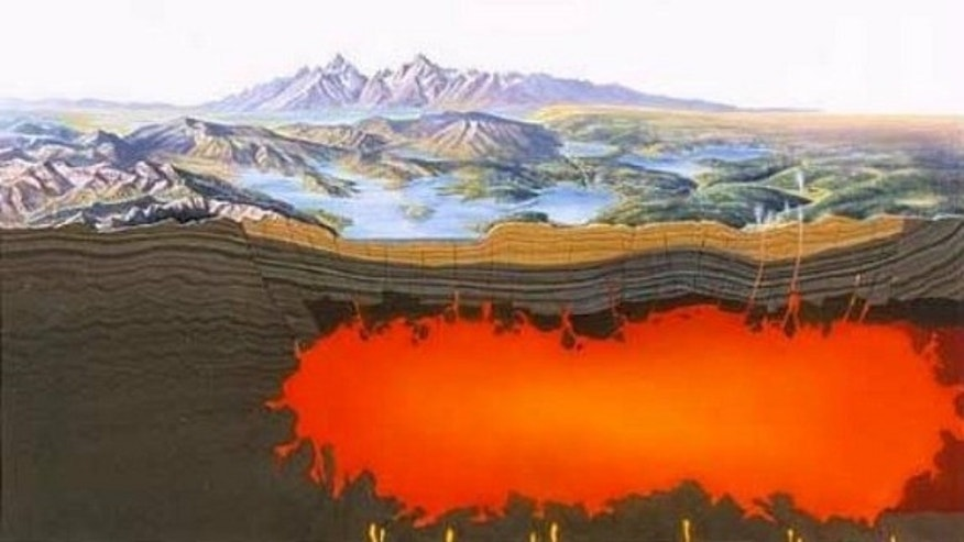 Volcano under Yellowstone bigger than previously thought | Fox News