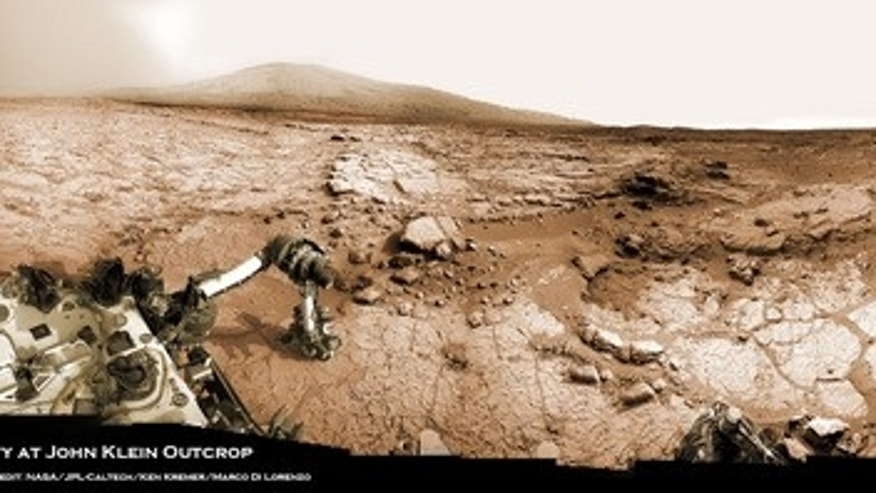 mars rover fox news - photo #10