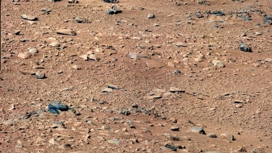 Curiosity Rover leaving 'Mars rat' behind | Fox News
