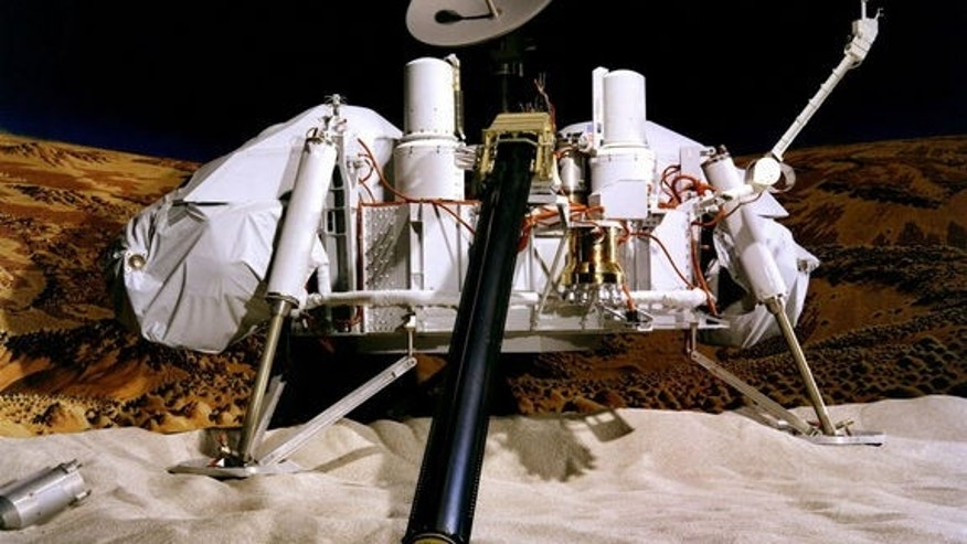 NASA's Viking project found a place in history when in 1976 it became the first U.S. mission to land spacecraft successfully on the surface of Mars. The life-detection landers may have measured signatures of perchlorates, in the form of chlorin