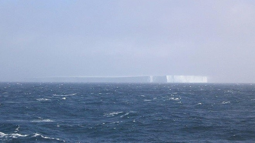 Melting icebergs make an underwater cacophony, new research shows.