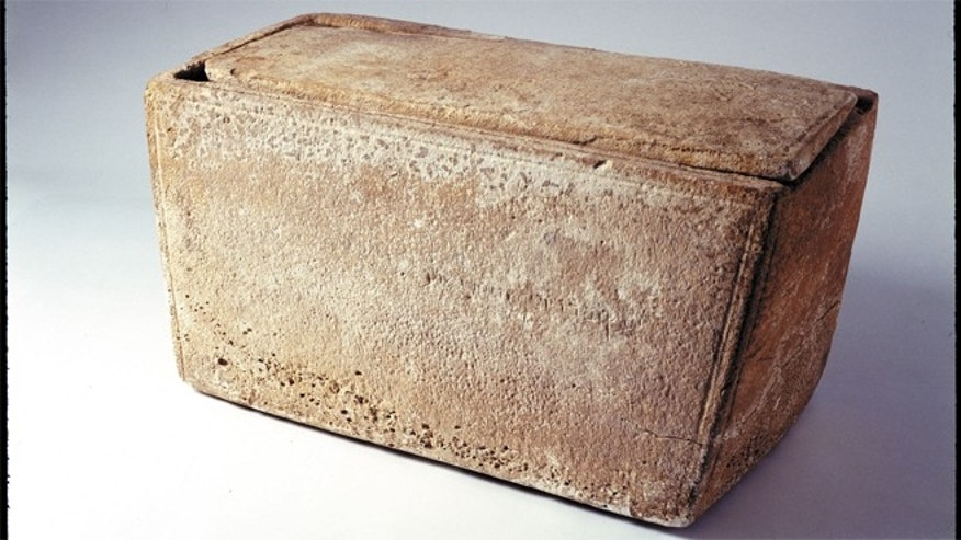 The James Ossuary, a limestone box that held the purported bones of Jesus' brother, is one artifact at a forgery case that has spanned a decade in Israel.