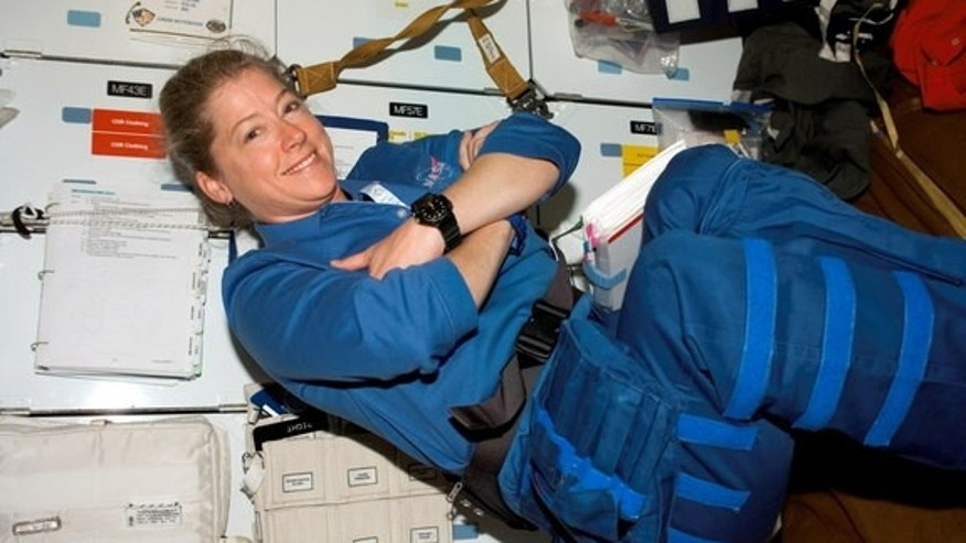 Former NASA astronaut Pamela Melroy is now deputy director of the Tactical Technology Office at the Defense Advanced Research Projects Agency (DARPA), scoping out low-cost access to space.