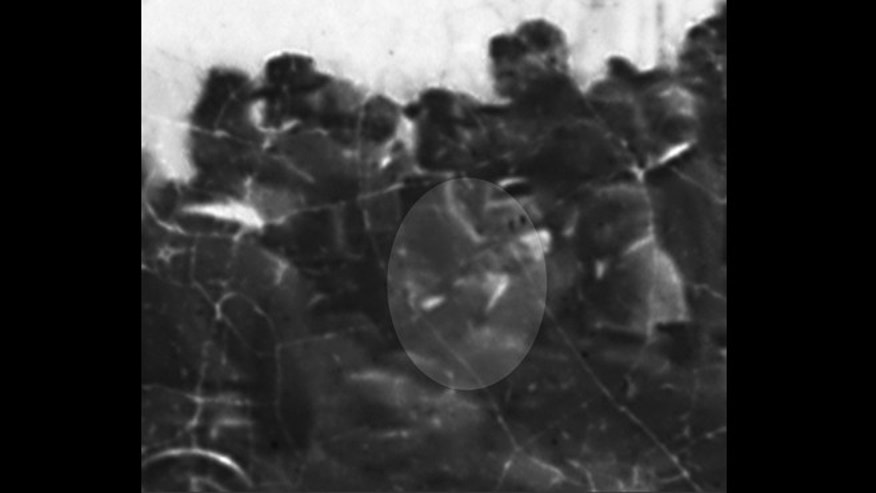 An ultra rare photo of Abraham Lincoln at the Gettysburg address discovered by a former Disney animator.
