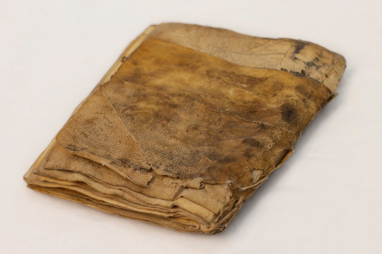 Rare Jewish prayer book predates oldest known Torah scroll