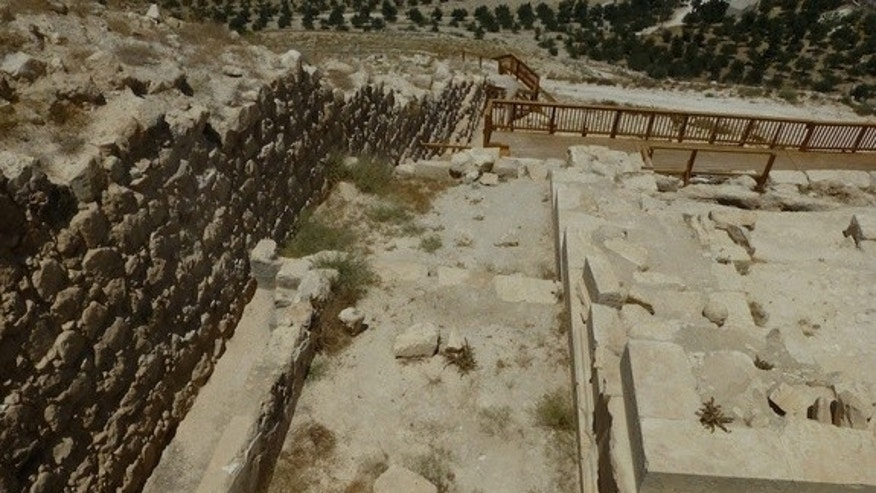 A tomb thought to be Herod's may not be after all. Certain design elements, such as two staircases on top of the mausoleum that block entrance, aren't in keeping with the master builder's deisgn, experts say