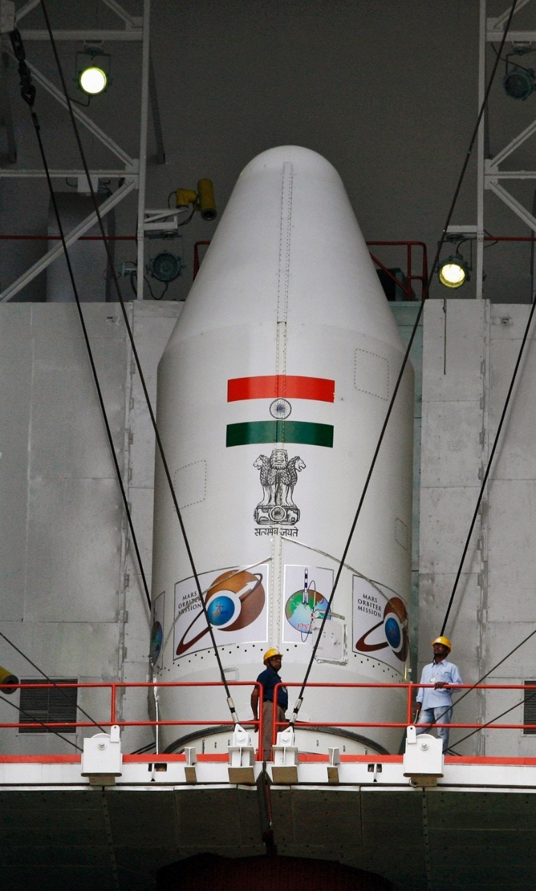 India launches first mission to Mars | Fox News
