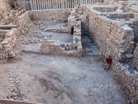 New discovery fills gap in ancient Jerusalem history