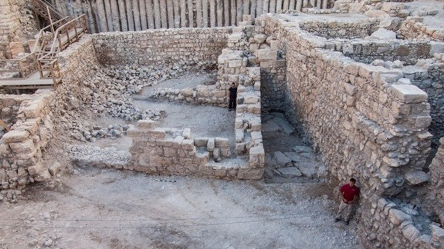 New Discovery Fills Gap In Ancient Jerusalem History Fox