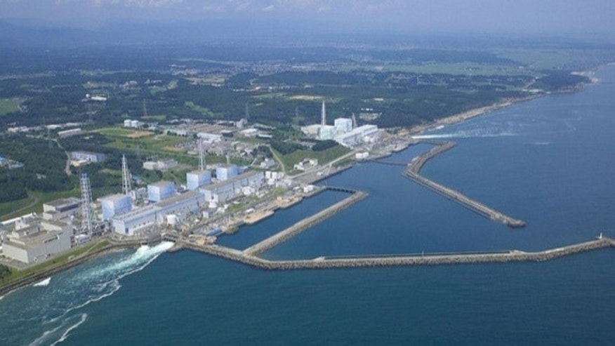 The Fukushima Daiichi Nuclear Power Plant in Japan.