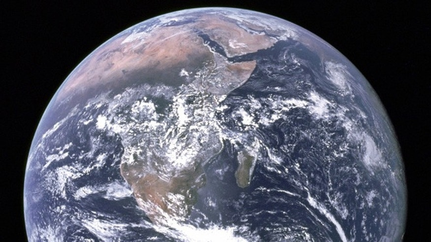 For comparison, the Earth is just over 7,900 miles in diameter.