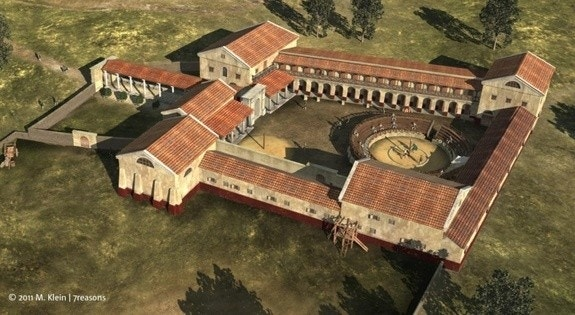 Ancient gladiator school discovered in Austria