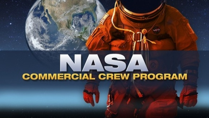 The budget further advances NASA's initiative to return human spaceflight launches to the United States by 2017 in concert with three Commercial Crew Program, or CCP, partners. Image released March 4, 2014.