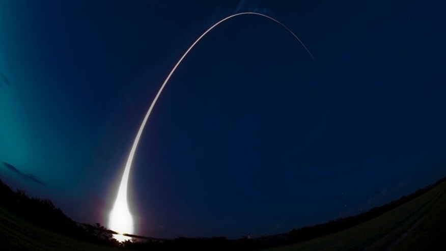 Aug. 7, 2013: A U.S. Air Force Wideband Global SATCOM mission lifts off on a ULA Delta IV rocket from Space Launch Complex 37 at Cape Canaveral, Fla.