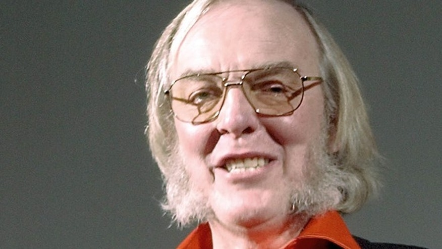 Dec. 19, 2003: A photo from files showing The Beagle2 spacecraft projects leading scientist Professor Colin Pillinger, in London.
