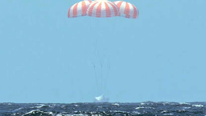 SpaceX Dragon returns to Earth from International Space ...