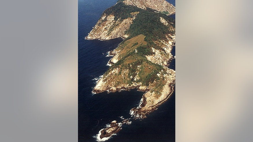 "Ilha de Queimada Grande, or ""Snake Island"" is located off the coast of the state of Sao Paulo, Brazil."