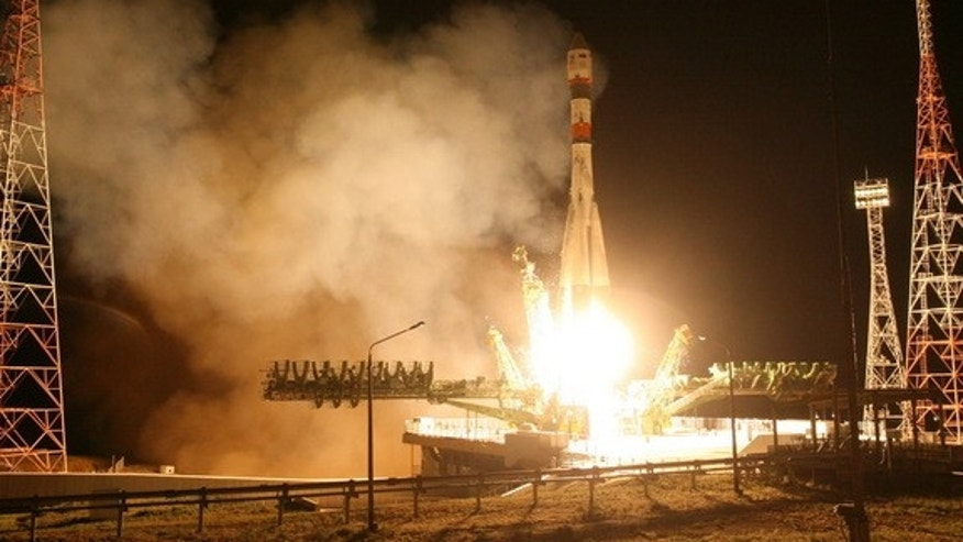 A Russian Soyuz rocket launched a group of animals to space on July 18.