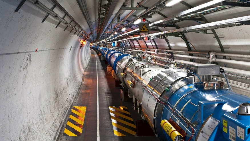 CERN's pentaquark: The Large Hadron Collider continues to amaze ...