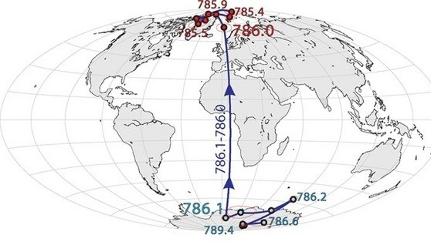 Earth's magnetic poles could flip sooner than originally expected.