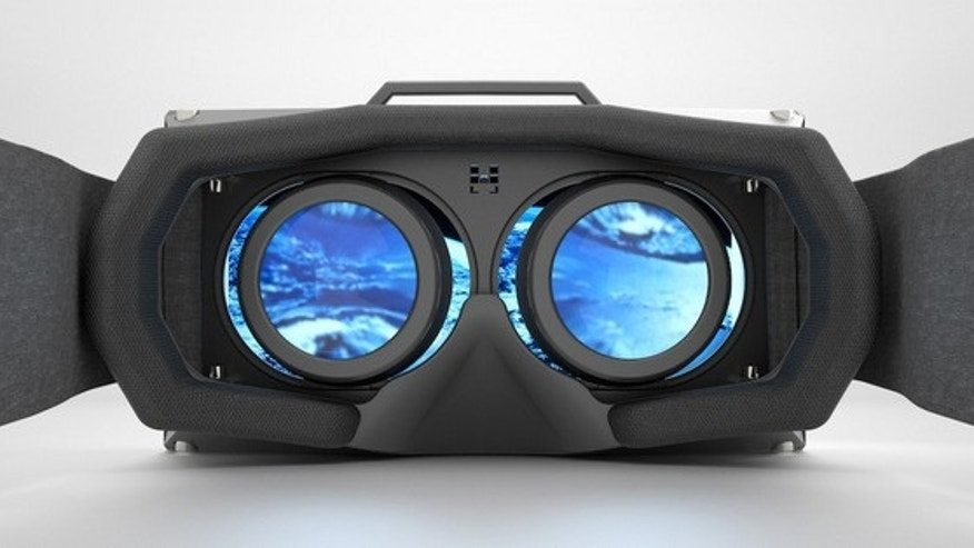 The virtual reality system Oculus Rift  could give astronauts a vacation from their troubles.
