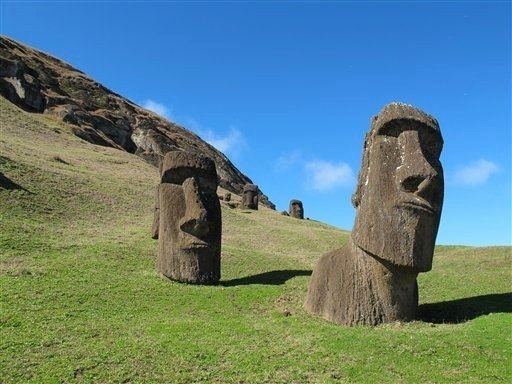 Easter Islanders weren't as isolated as we thought